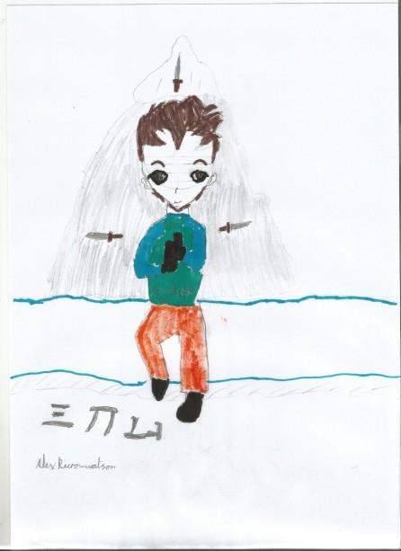 Alex - WCA Children Art Competition 2019