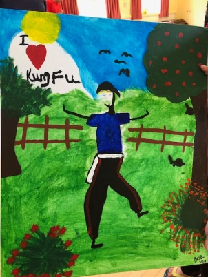Beauden - WCA Children Art Competition 2019
