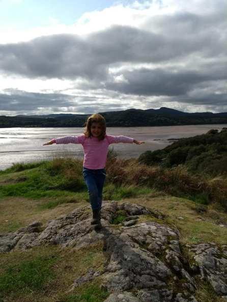 Gwen in Scotland