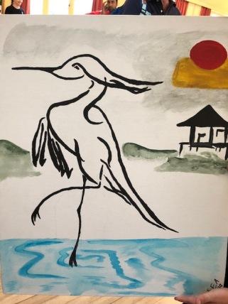 Saxon - WCA Children Art Competition 2019