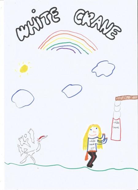 Sophie - WCA Children Art Competition